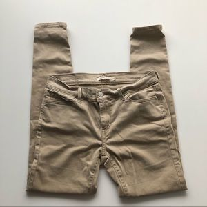 Levi's Jeans 710 Super Skinny Size: 29